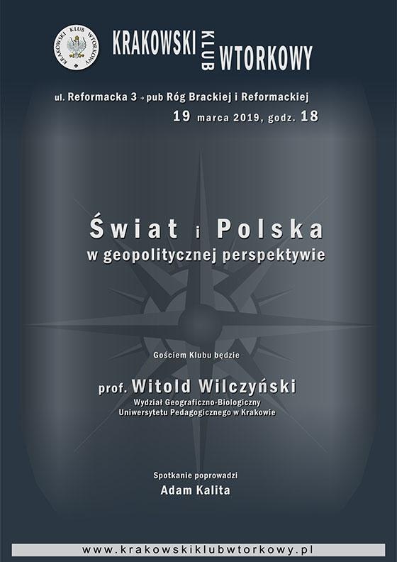 Świat i Polska w geopolitycznej perspektywie